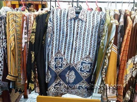 Baju Batik Aceh pesona batik aceh si batik indonesia