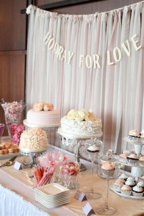 cake table backdrop diy muskoka bay club wedding from a simple photograph cakes fabrics and back drop