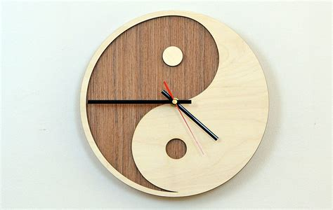 home decor clock 28cm 12 wooden wall clock home decor housewares