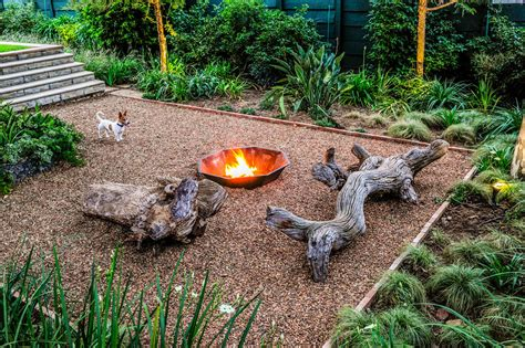 6 outdoor areas with firepits sa garden and home