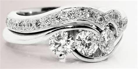 matching wedding rings to engagement rings