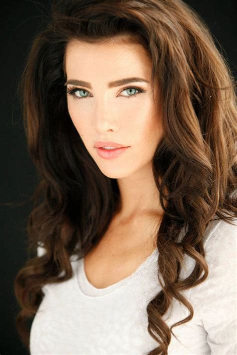 actresses with brown hair that play on soap operas jacqueline macinnes wood most famously known for her
