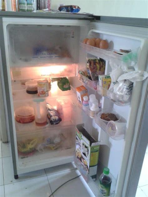 Freezer Kecil Baru nurhazel lama bertukar baru