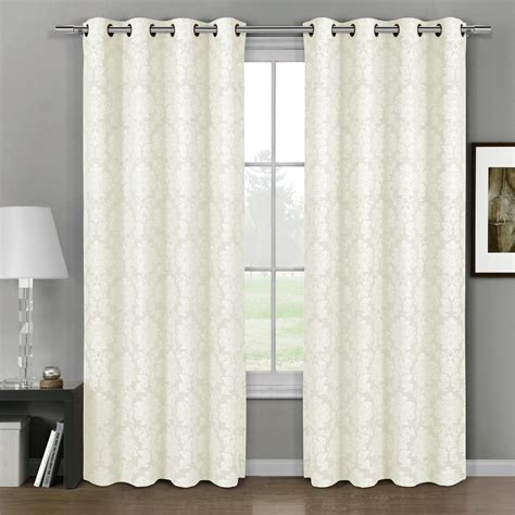63 curtains with grommets grommet top curtains 63 inch whitney brown solid blackout