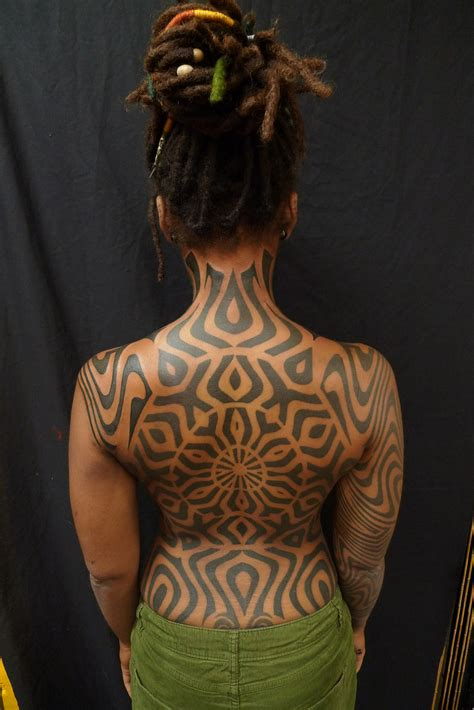 tribal tattoos for black skin black 2 modern expressions of the tribal