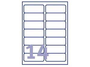 avery template l7163 printer etiket avery label l7163 99 1x38 1mm wit