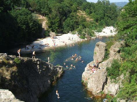 Baignade au Pont du Diable Photo de Hotel La Gravenne, Thueyts TripAdvisor