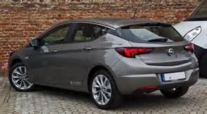 Opel Astra File Opel Astra 1 6 Cdti Ecoflex Edition K Heckansicht 13 Oktober 2015 D 252 Sseldorf Jpg