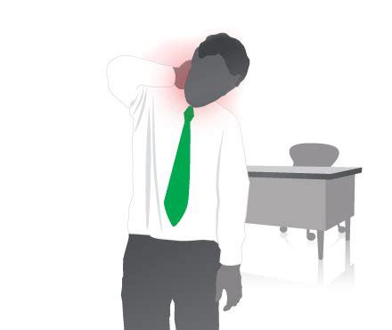 shoulder pain from sitting at desk shoulder neck pain solutions posturite