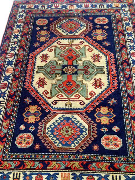 tapis d orient fait kazak 205x145 cm catawiki