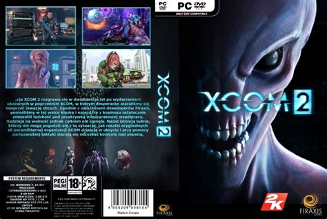 xcom 2 escalation books xcom 2 pc box cover by limak2468