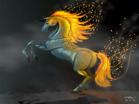 desktop fire horse eddition hd fire horse