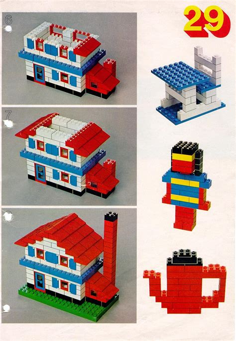lego pattern ideas lego building ideas book instructions 222 books