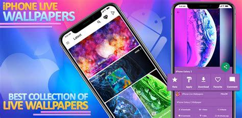 wallpapers app  iphone
