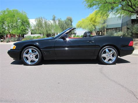 2000 Mercedes Benz Sl500 Convertible 108257