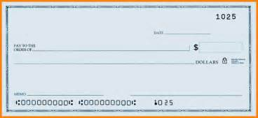 personal check template 8 blank cheque template editable resume language