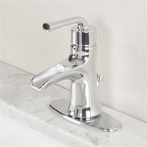 How To Fix A Bathroom Faucet Handle by Premier Faucet Sanibel Single Handle Bathroom Faucet