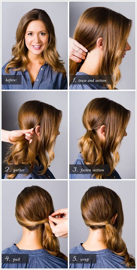 tutorial rambut ariana grande pretty simple classic side ponytail u welcome pony