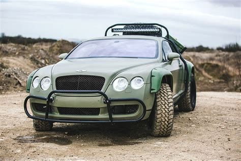 rally bentley continental gt for sale 95 octane