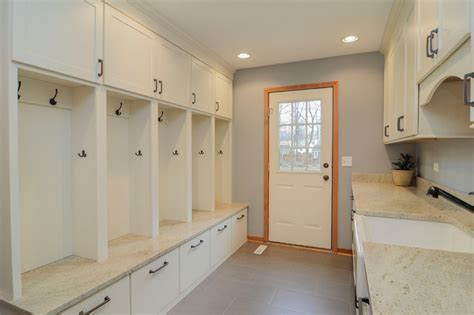 French Country Kitchen Furniture brad amp lea s luxury mudroom transitional laundry room
