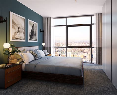 apartment master bedroom interior atlas