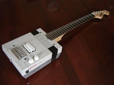 Video Guitar | nes guitar getlofi circuit bending synth diy