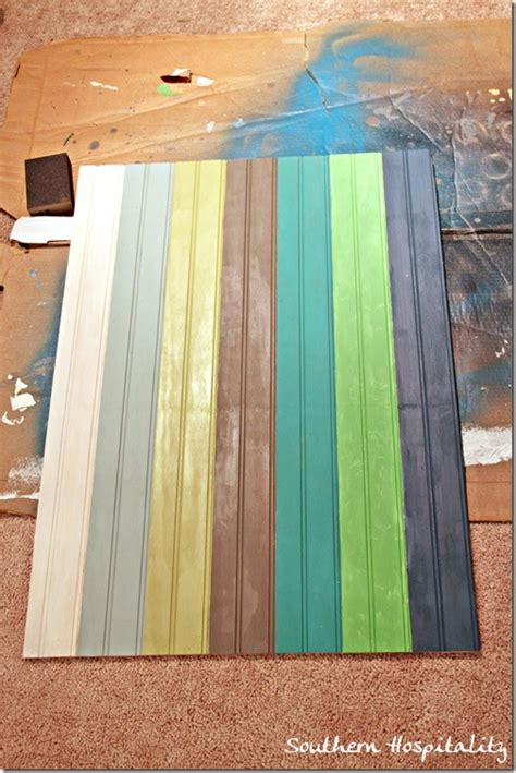 painting beadboard diy outdoor southern hospitality