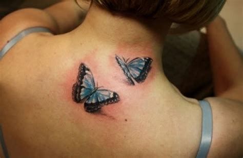 makeup tattoos designs 45 3d butterfly tattoos butterfly