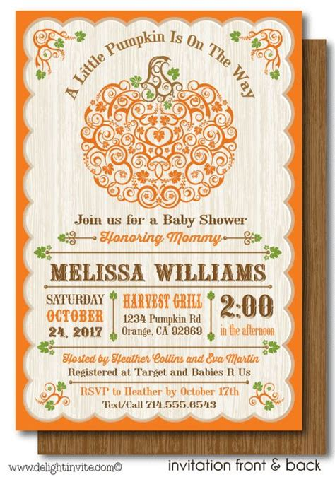 Lil Pumpkin Baby Shower Theme by Best 25 Fall Baby Showers Ideas On Baby