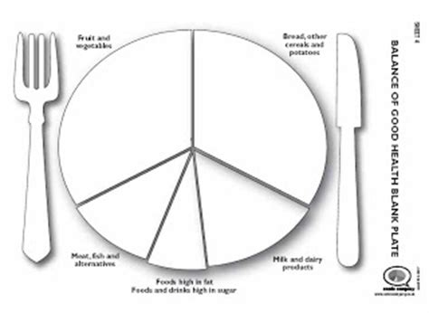 healthy plate template teaching students with learning difficulties healthy 1