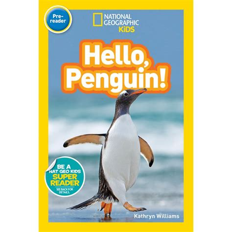Hoodie National Geographic Kid 1 Hitam national geographic readers hello penguin national
