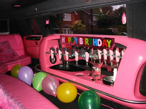 Birthday Limo birthday limousine hire limo hire sports car hire