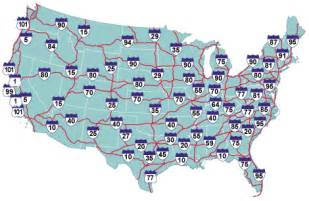 us road map with interstates on it given to cast big news i may pin pointed the quot when quot