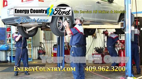Energy Country Ford by Energy Country Ford Quot Pit Crew Quot Service Tv