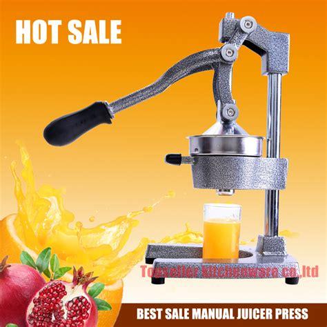 Manual Juicer Mini Press Orange Diskon 4 top sale commercial orange juicer press pomegranate juice squeezer citrus juicer press manual