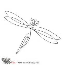 Dragonfly And Lotus Flower Tattoox On Dragonfly Design Dragonfly