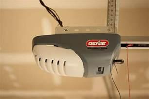 Reset Genie Garage Door Steps By Steps In Resetting Genie Garage Door Opener House Design