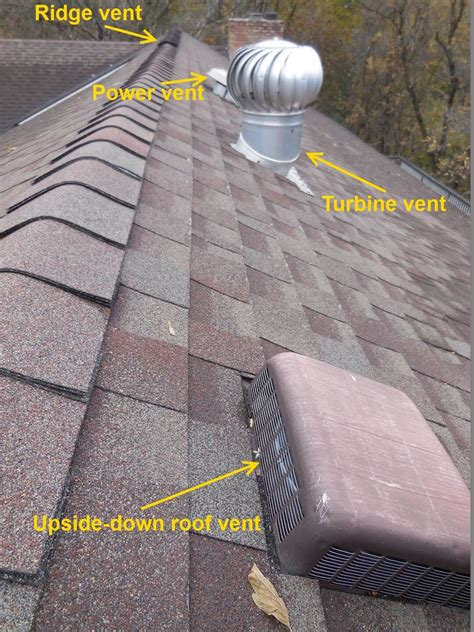 Attic Roof Vents - roof vents problems and solutions