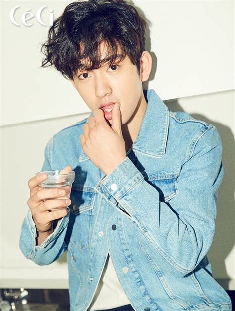 got7 jinyoung got7 s jinyoung takes on a sophisticated look for ceci