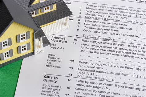 the history of home interest deduction