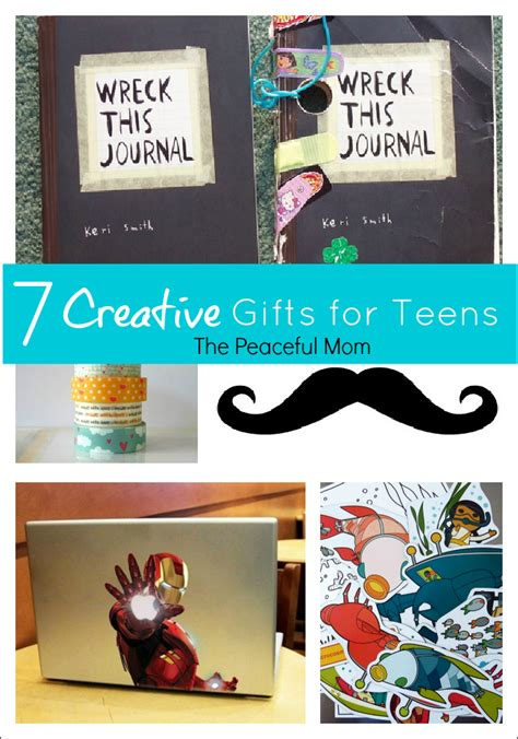 7 Creative Present Ideas For The Ones That Everything by 7 Creative Gift Ideas For The Peaceful