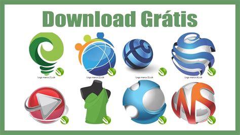 download software gratis desain logo 10 logotipos logomarcas premium para baixar em corel draw