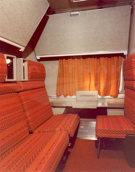 amtrak superliner bedroom superliner i family bedroom 1980s amtrak history of