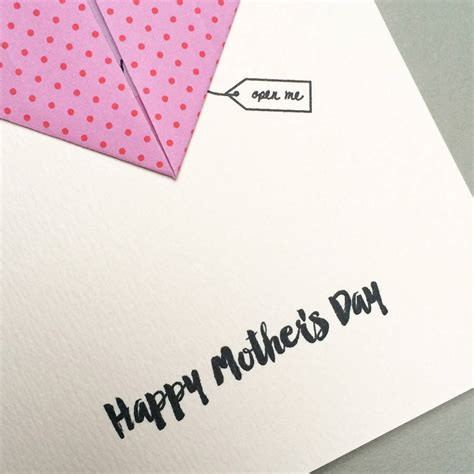 Secret Message Origami - secret message origami s day card by