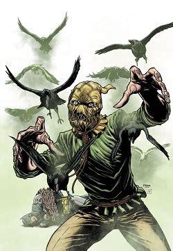 scarecrow (dc comics) wikipedia