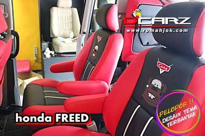 Sarung Jok Freed Jok Mobil Honda Freed Tema Cars Car Interior Design