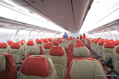 airasia kabin airasia x flies from kuala lumpur to osaka