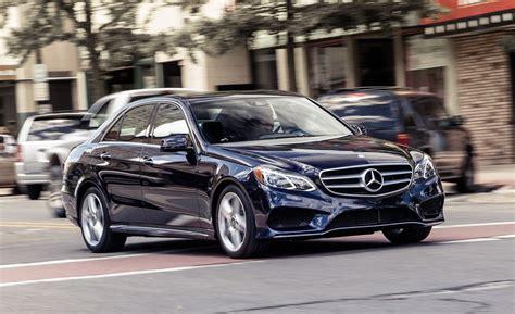 2013 E350 Review by 2014 Mercedes E350 4matic Sedan Test Review Car