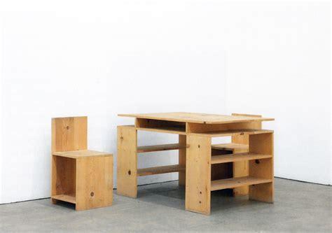 Donald Judd Furniture by Design File 008 Donald Judd Core77