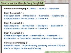 Steps On How To Write An Essay by How To Write An Analytical Essay 15 Steps With Pictures